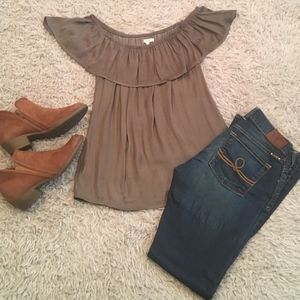 Maurices Blouse Top